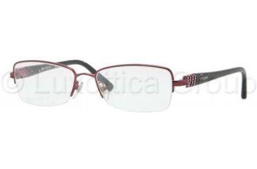 Vogue VO3813B Eyeglass Frames 812-5117 - Bordeaux Frame