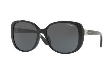 9ce131d4c9 Vogue VO5155SF Sunglasses W44 87-57 - Black Frame