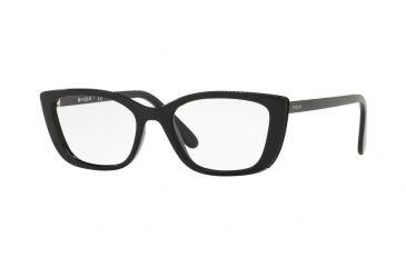 ed1adc1e87 Vogue VO5217 Prescription Eyeglasses W44-53 - Black Frame