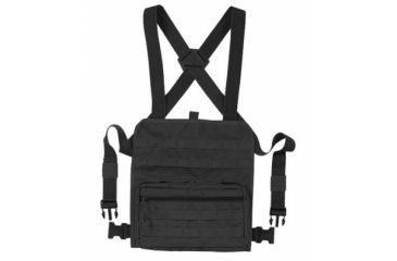 Voodoo Tactical Admin Chest Rig Black 20 013001000