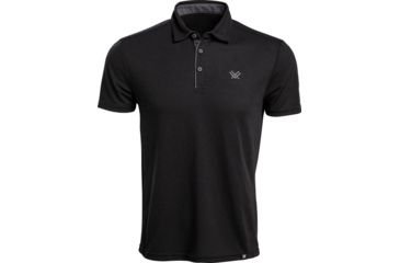 UPF 15 Protection Vortex Optics Punch in Polo Shirts
