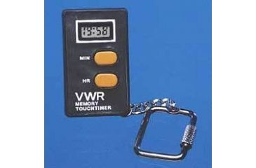 VWR 20-Hour Alarm Touch Timer 5047