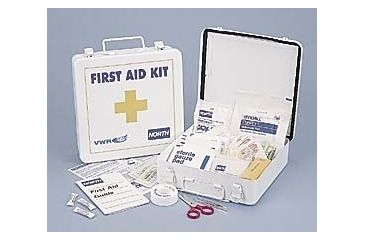 VWR 25-Person Portable First Aid Kit 11113 Refill (Contents Only)