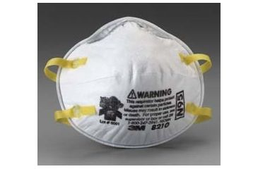 North Safety Products 8210 N95 Respirator