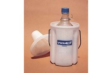 VWR Acid and Solvent Bottle Carriers 169600000 Solvent Bottle Carriers