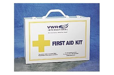 VWR Bulk First Aid Cabinets and Components 051418-4264 Cabinet Only Large