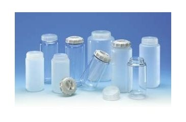 VWR Centrifuge Bottles with Caps, Spherical-Bottom BMP-CE-908 Polypropylene Bottle With Screw Cap