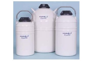 VWR CryoPro Liquid Dewars, L Series L-4 L-4 Liquid Dewar