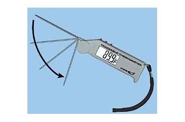 VWR Flip-Stick Thermometers 4372