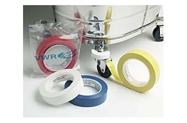 VWR General-Purpose Cleanroom Tape, Vinyl 1TR-47B