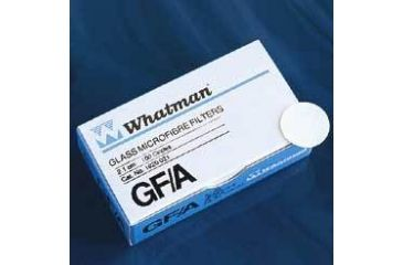 VWR Grade GF/A Glass Microfiber Filters, Whatman 1820-915