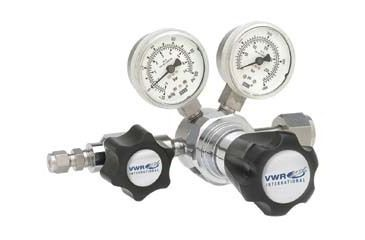 VWR High-Purity Single-Stage Gas Regulators, Stainless Steel 3001166