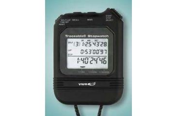 VWR Large LCD Digital Stopwatch 1015 Lcd Digital Stopwatch