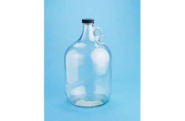 VWR Narrow Mouth Glass Jugs VW5916438B Clear Glass