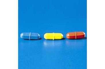 VWR Spinbar Stir Bars, Octagon, Color-Coded 371095012 Blue