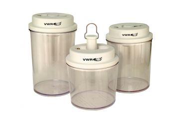 VWR Vacuum Sample Saver Desiccators