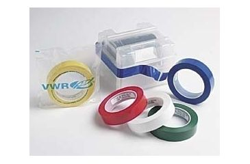 VWR Wafer Box Sealing Tape, Polyethylene 1OR-52B