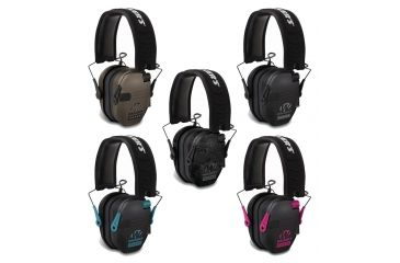 cd163d186303 Walkers Razor Series Slim Shooter Folding Electronic Ear Muff