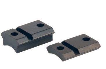 Warne Maxima 2 pc. Steel Base for J.C. Higgins, Mauser Commercial FN .860 RHS - Matte Black M902/831M