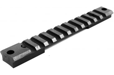 Warne Tactical 1 Piece Rail System For Remington Police W