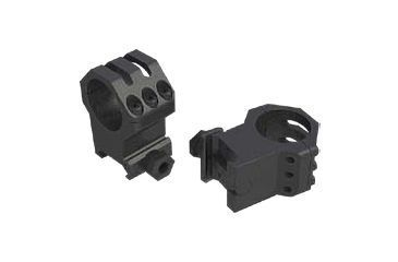 "Weaver 1""/30mm Tactical Ring 6-Hole Picatinny"
