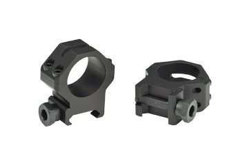 Weaver Tactical Four Hole Picatinny X-High 1in., Black Matte 99513