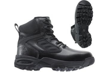 Wellco 71105-002 Uniform Boots - Gates 6in Side Zip
