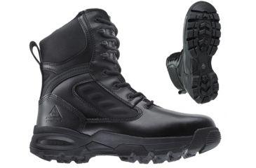 Wellco Uniform Tactical Boots w/ Side Zip