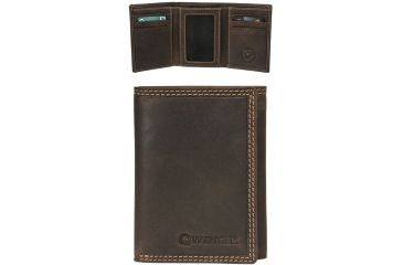 Wenger Chillon Leather Trifold, Brown 12479