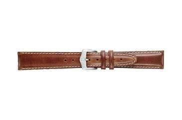 Wenger 19mm Mens Brown Leather Strap