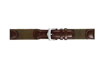 1-Wenger Ladies and Mens Nylon Watchband Straps