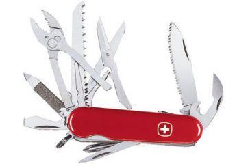 Wenger Swiss Pocket Knives Serrated Master 16404