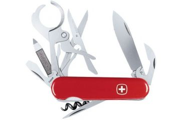 Wenger Swiss Pocket Knives Cigar Cutter with Scissors