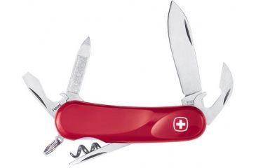 Wenger Swiss Army Pocket Knife Evolution 10 - Red 16965