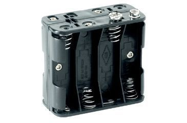 2-Western Rivers Battery Cartridge - 8x AA Battery Carrier for Pursuit Game Caller