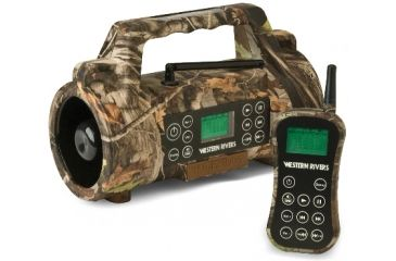 Western Rivers Game Stalker Electronic Caller, No Decoy WRC-GSTALK
