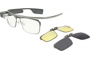Wetley GGRX Multifocal Progressive Lenses For Google Glass