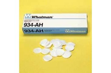 Whatman Grade 934-AH Glass Microfiber Filters, Whatman 1827-240