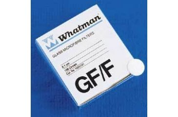 Whatman Grade GF/F Glass Microfiber Filters, Whatman 1825-125