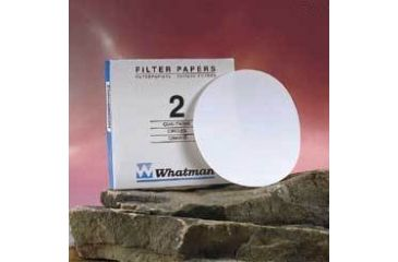Whatman Grade No. 2 Filter Paper, Whatman 1002-500