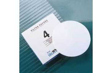 Whatman Grade No. 4 Filter Paper, Whatman 1004-110