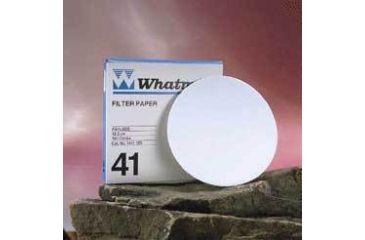 Whatman Grade No. 41 Quantitative Filter Paper, Ashless, Whatman 1441-240