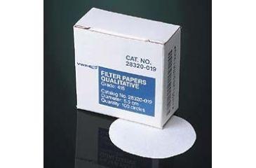 Whatman Grade 415 Filter Paper, Qualitative, Crepe 28320-121