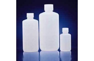 Wheaton Leak-Resistant Bottles, High-Density Polyethylene, Narrow Mouth, Wheaton 209041
