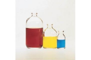 Wheaton Serum Bottles, Borosilicate Glass, Wheaton 223748 Clear