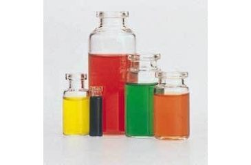 Wheaton Serum Vials, Borosilicate Glass, Wheaton 223683 Clear Vials