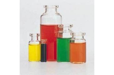 Wheaton Serum Vials, Borosilicate Glass, Wheaton 223687 Clear Vials