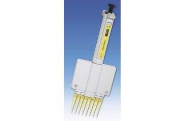 Wheaton Socorex Calibra 852 Digital Multichannel Micropipettors, Variable Volume, Wheaton 851188-2 12-Channel Micropipettors