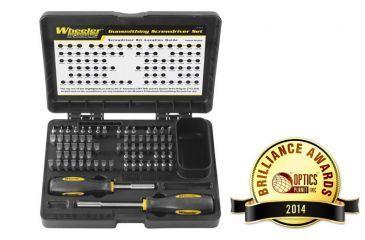 1-Wheeler 72-piece Gunsmithing Screwdriver Kit 776737