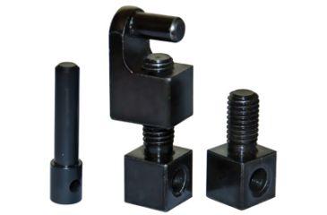 1-Wheeler Fine Gunsmith Equipment Delta AR-15 Adjustable Receiver Link